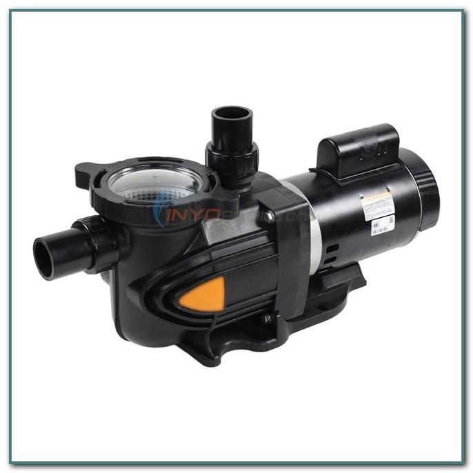 1 Hp Pool Pump Flow Rate