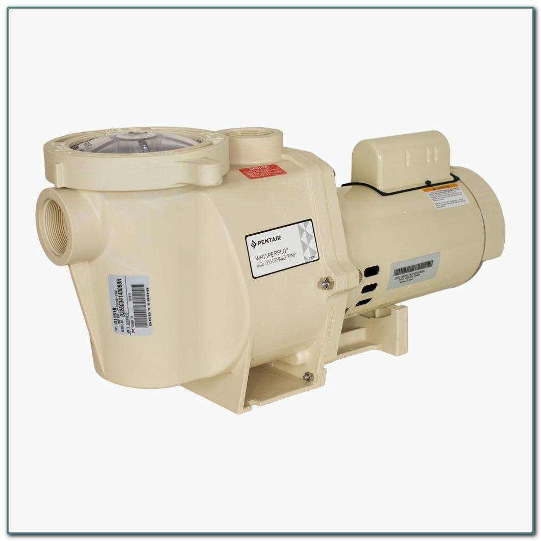 1 Hp Pool Pump Motor Energy Efficient