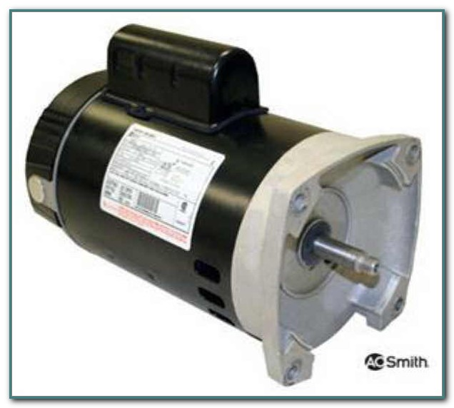 1 Hp Swimming Pool Pump Motor