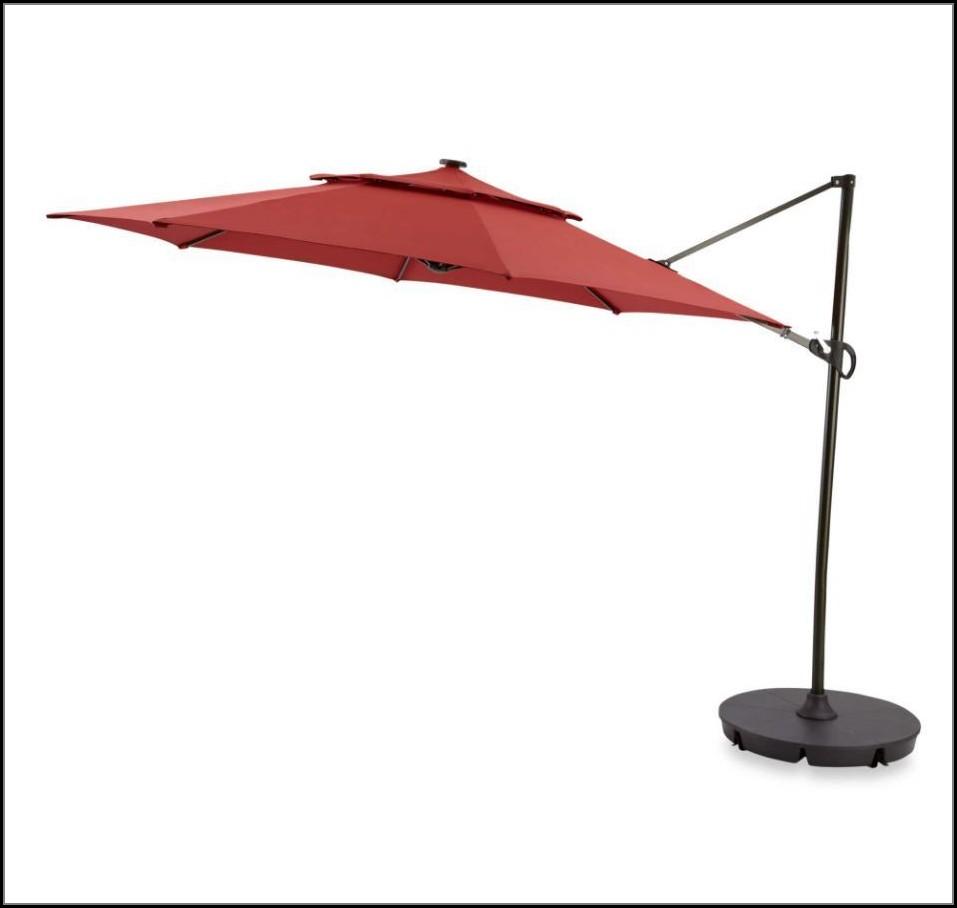 11 Foot Patio Umbrella Base