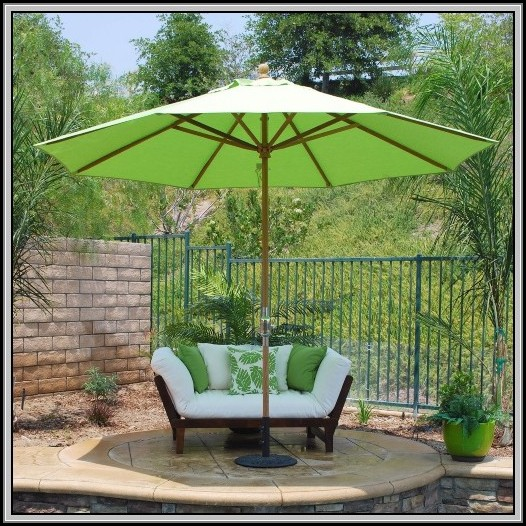 11 Ft Patio Umbrella Frame