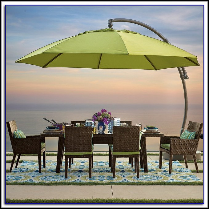13 Foot Patio Umbrella Cover