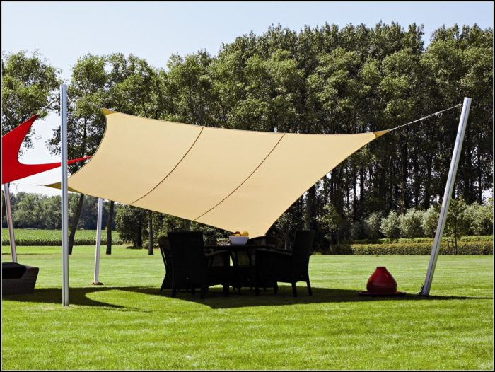 13 Foot Square Patio Umbrella