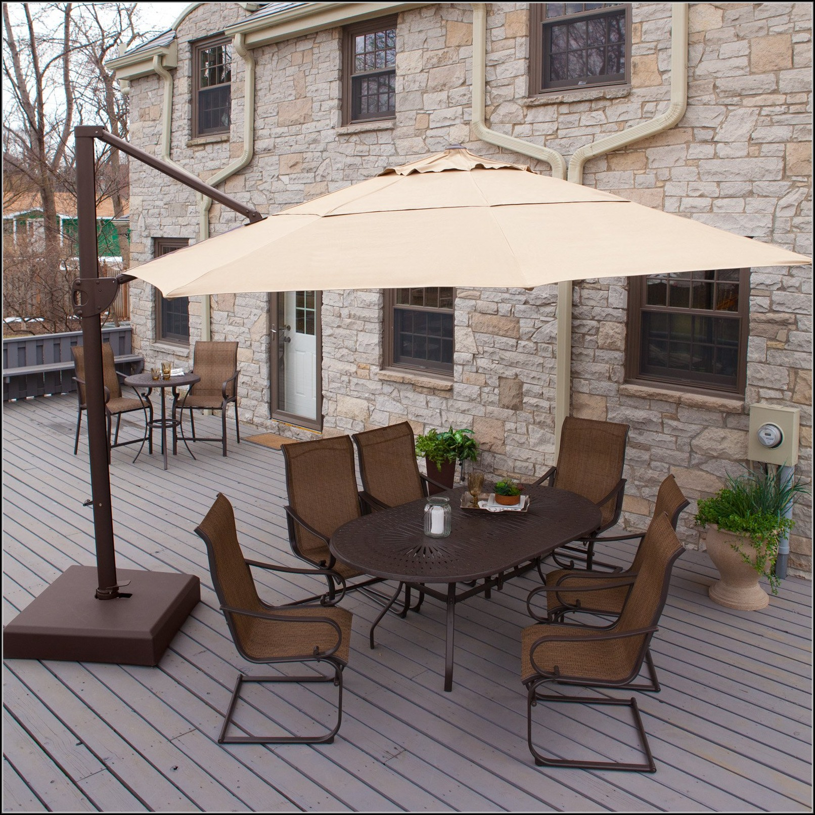 13 Ft Patio Umbrella