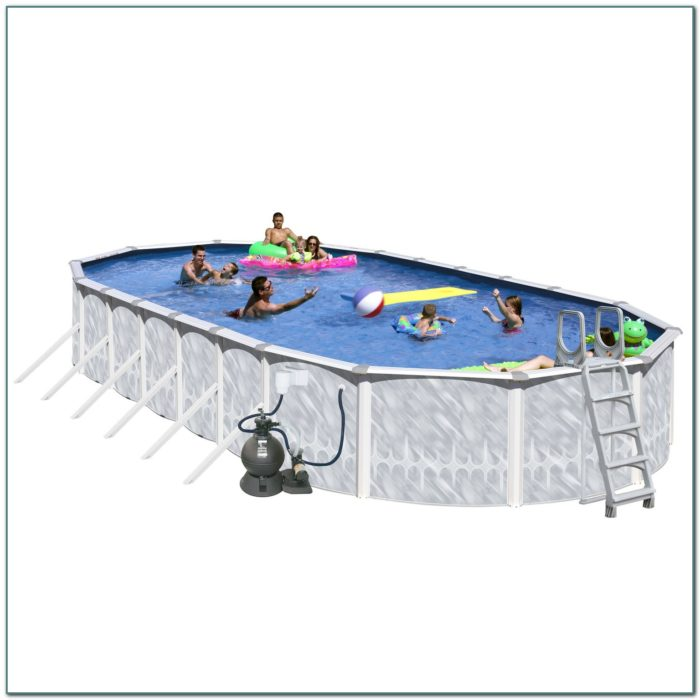 15x30 Above Ground Pool Gallons