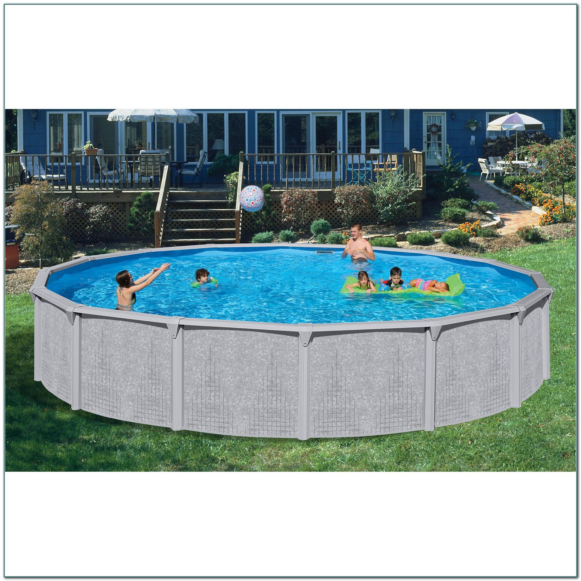 18 X 52 Above Ground Swimming Pool