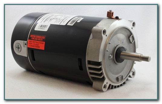 2 Hp Inground Pool Pump Motor
