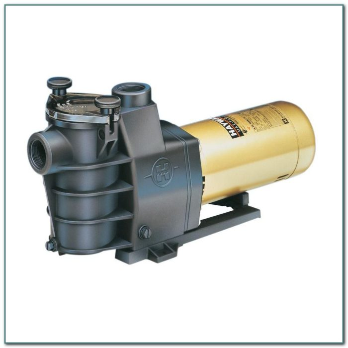 2 Hp Pool Pump