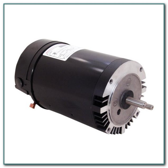 2 Hp Pool Pump Motor