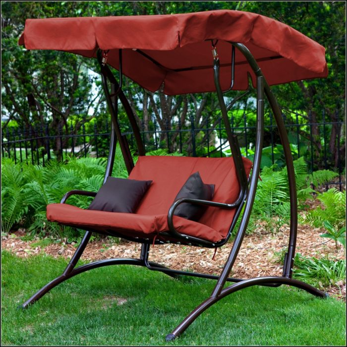 2 Person Patio Swing Cushion