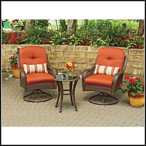 3 Piece Outdoor Bistro Set