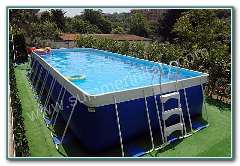 5 Ft Deep Above Ground Pools