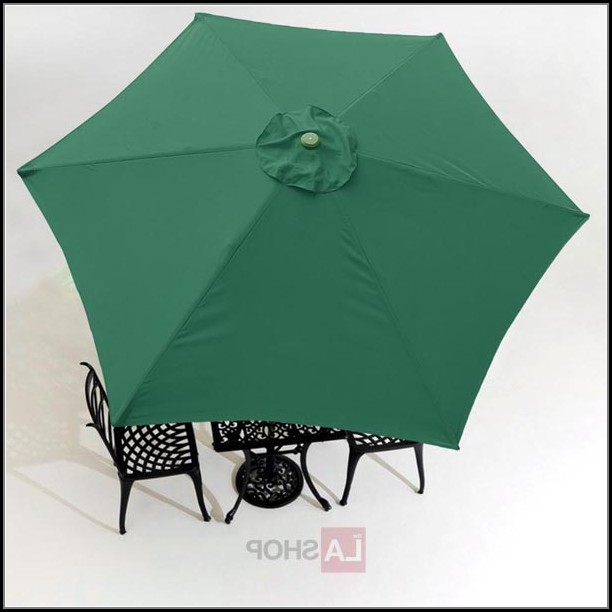 6 Ft Patio Umbrella Replacement Canopy