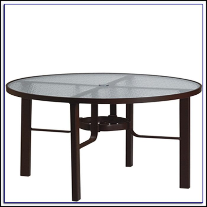 60 Inch Round Patio Set