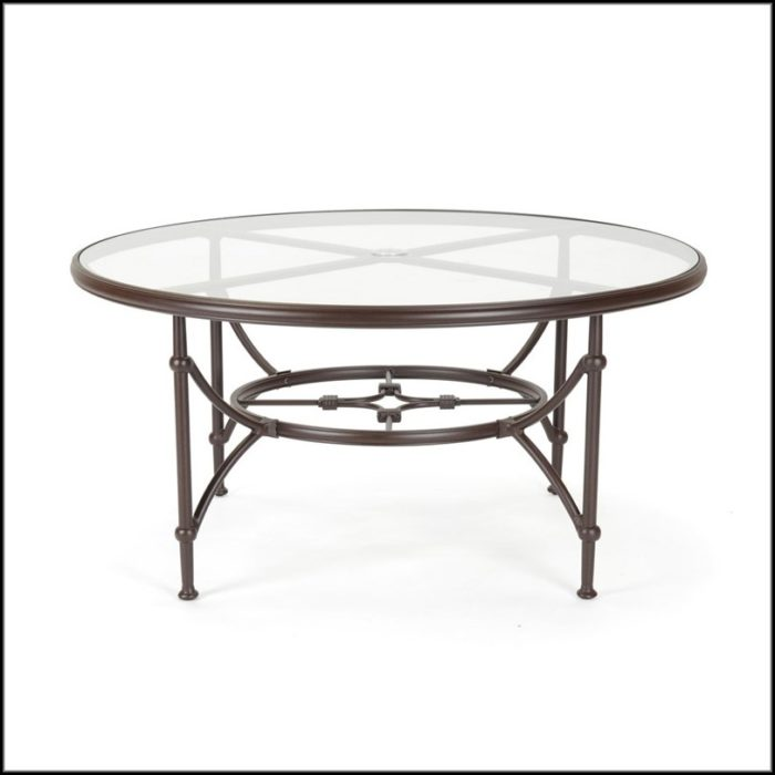 60 Inch Round Patio Table