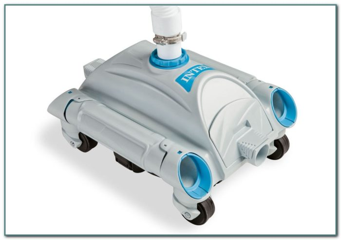 Above Ground Intex Pool Vacuum