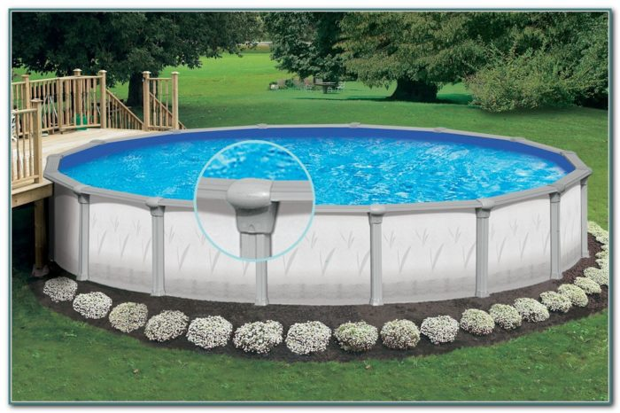 Above Ground Pool Kits Canada