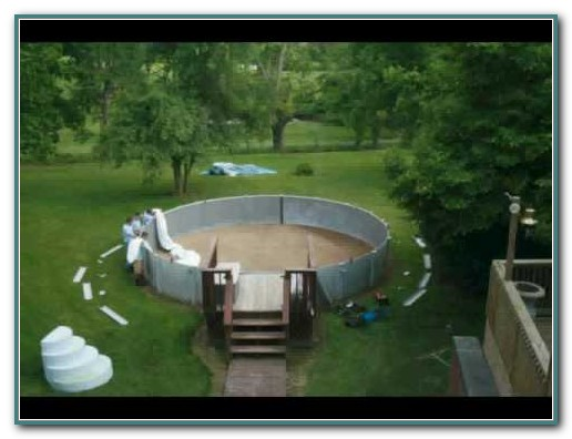 Above Ground Pool Liner Replacement Youtube