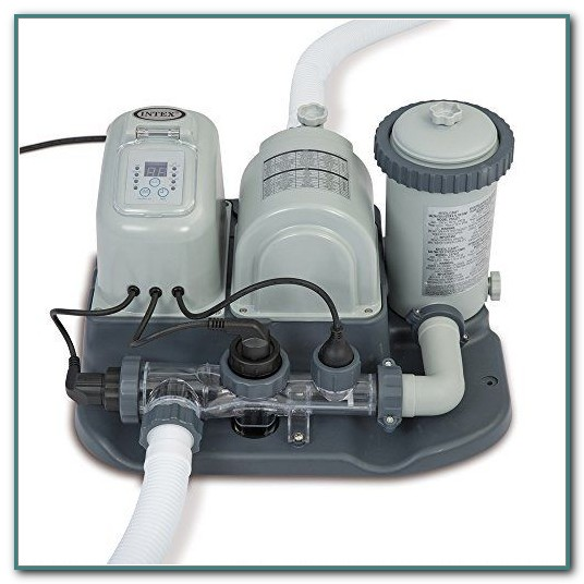 Above Ground Pool Saltwater Pump