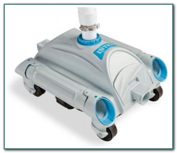 Above Ground Pool Vacuum Robot