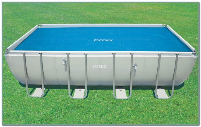 Above Ground Rectangular Pool Covers