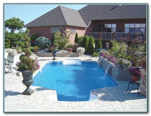 Above Ground Rectangular Pools Canada