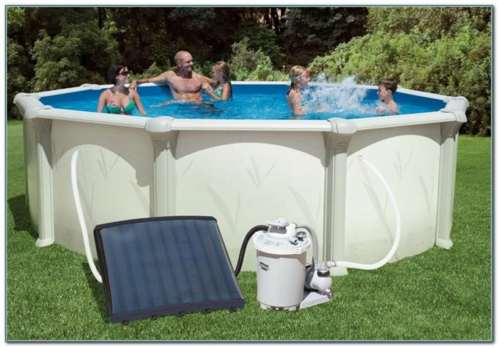 Above Ground Solar Pool Heater Canada