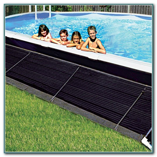 Above Ground Swimming Pool Heaters Solar