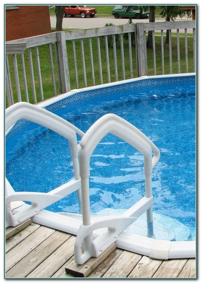Above Ground Swimming Pool Ladders Australia