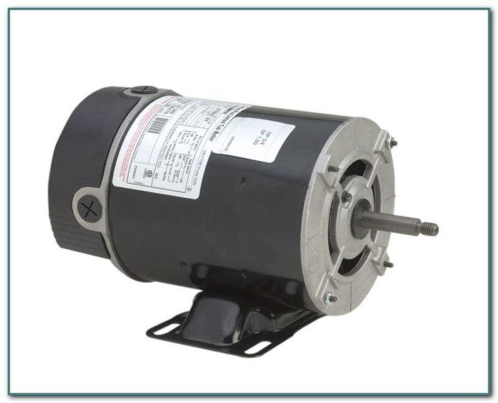 Above Ground Swimming Pool Pump Motors