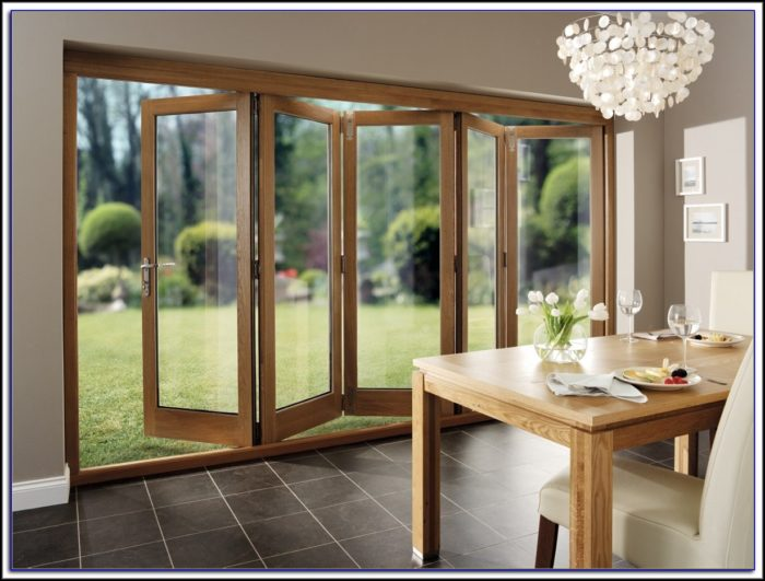 Accordion Patio Doors Canada