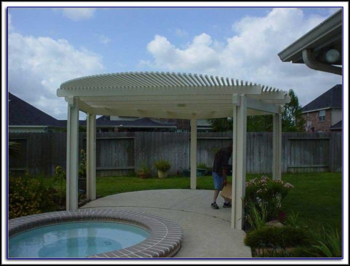 Aluminium Patio Cover Kit