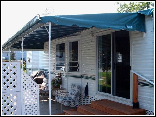 Aluminum Awning Patio Cover