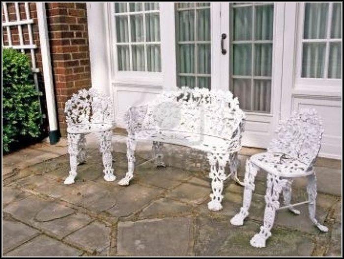 Antique Wrought Iron Patio Furniture Sets