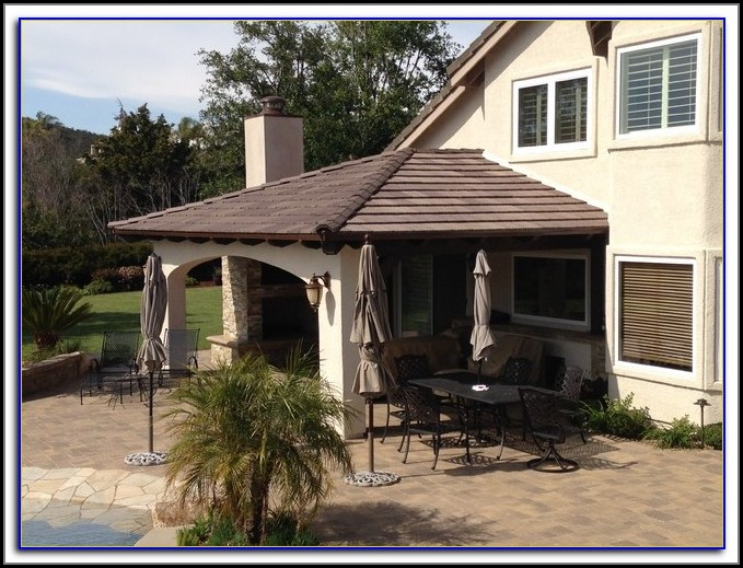 Attached Patio Cover Diy