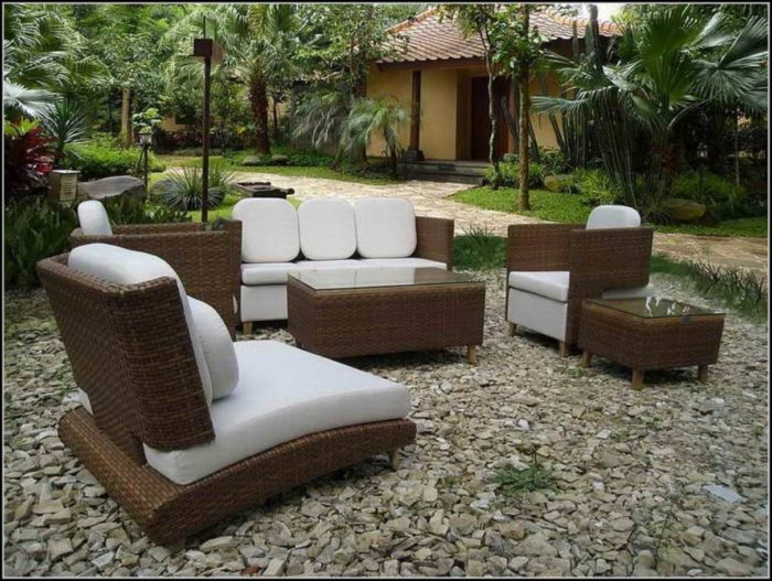 Backyard Creations Patio Furniture Menards