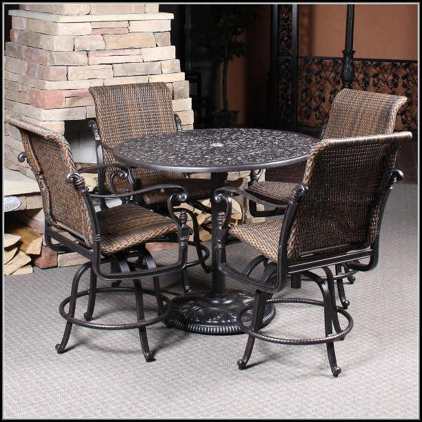 Balcony Height Patio Furniture