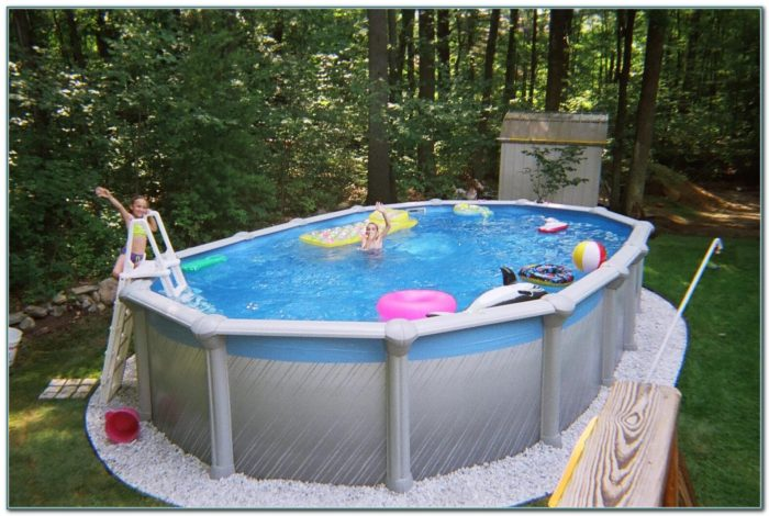 Best Backyard Above Ground Pools