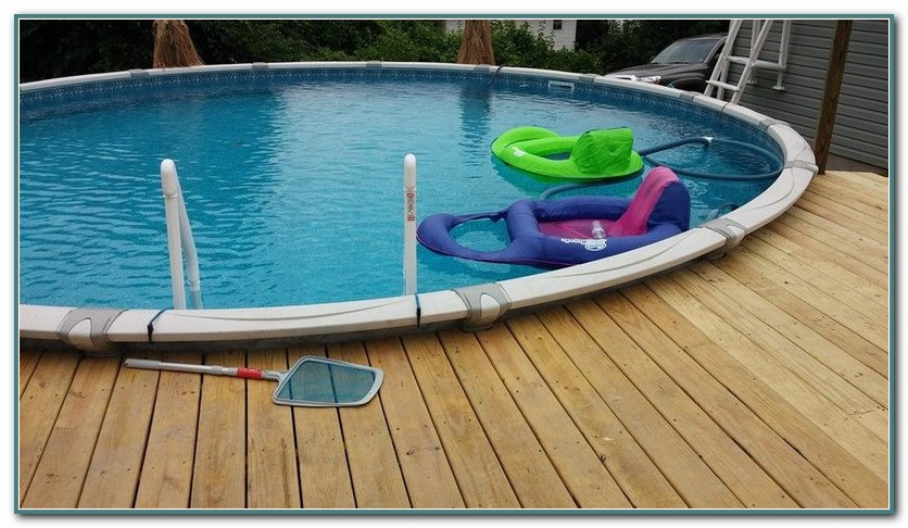 Best Ladder For Above Ground Pool