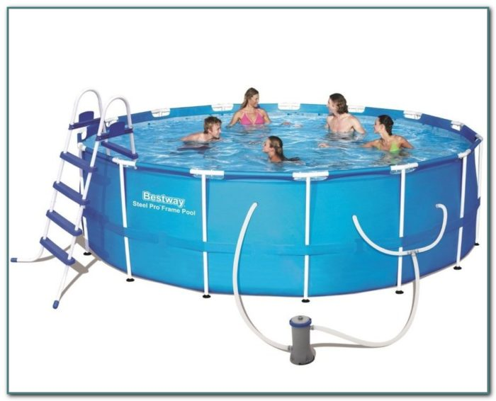 Bestway Steel Pro Frame Pool 15 Ft
