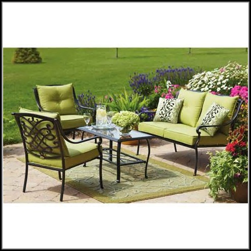 Better Homes And Gardens Wicker Patio Cushions