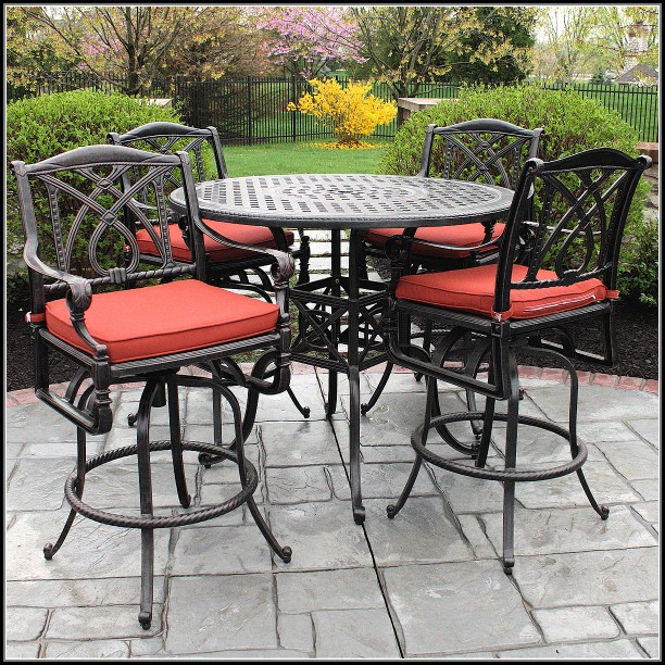 Bistro Patio Sets Bar Height