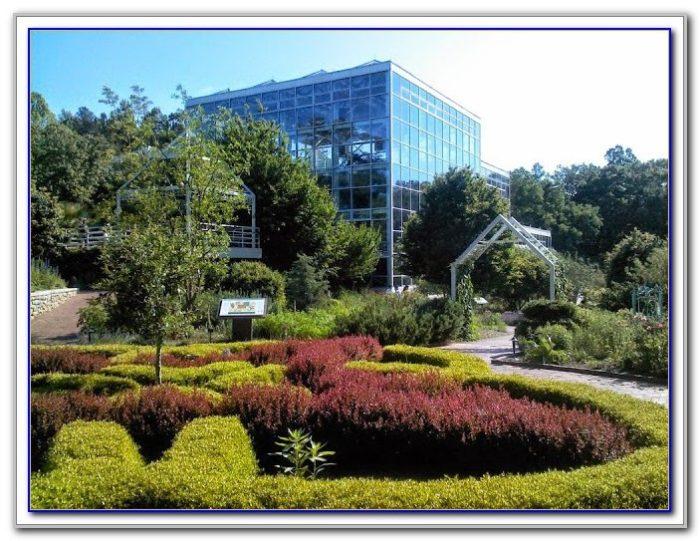Botanical Gardens Athens Ga Christmas