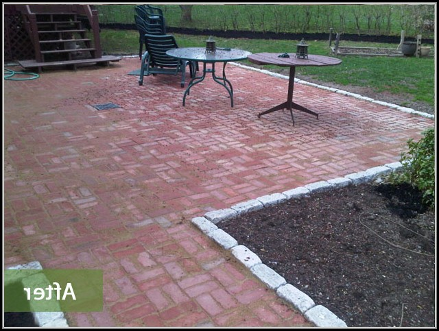 Brick Paver Patio Pictures