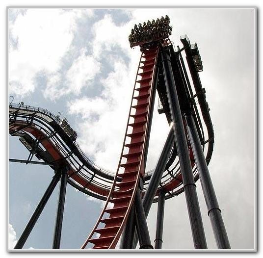 Busch Gardens Roller Coasters Tampa Florida