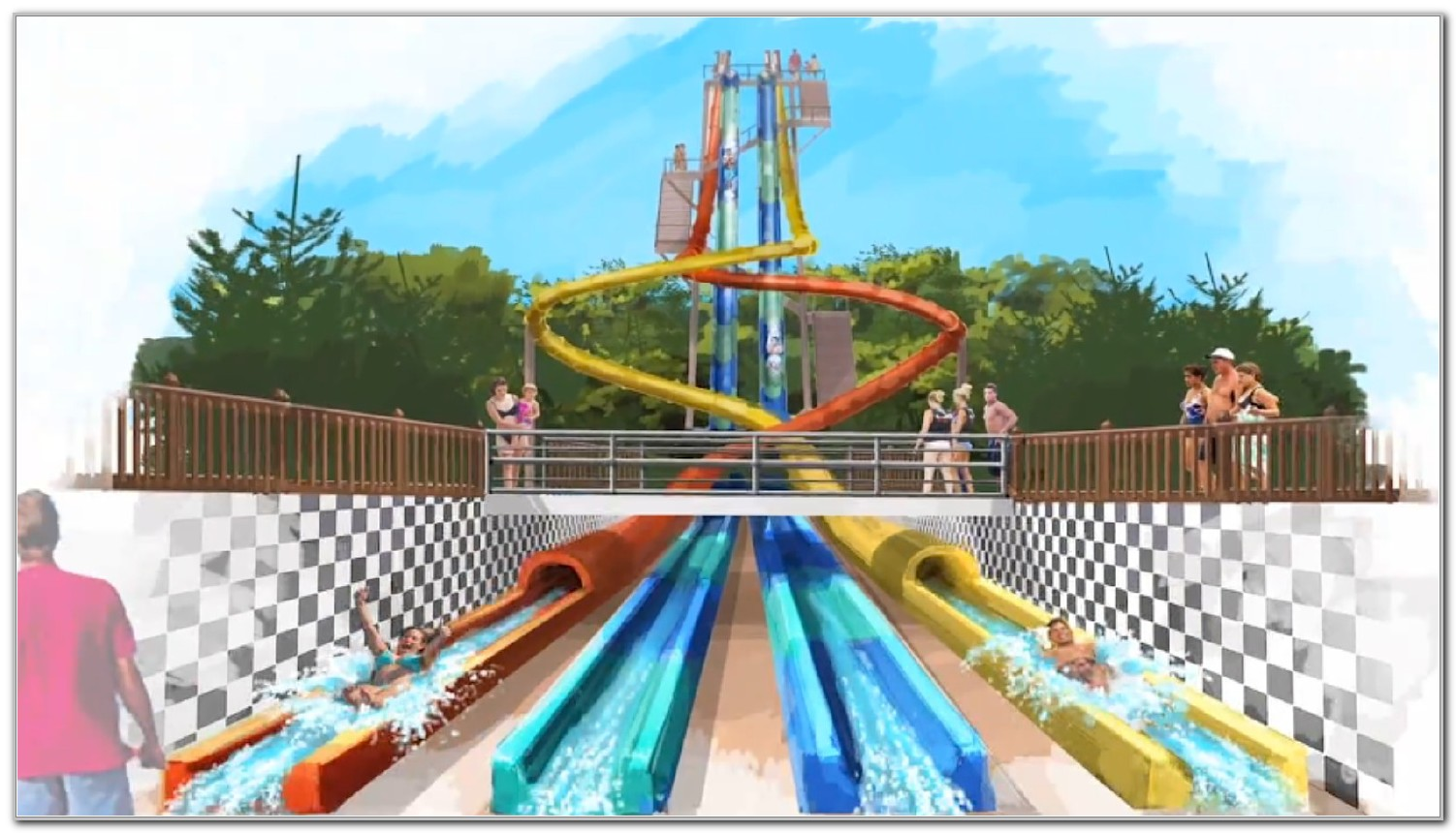 Busch Gardens Water Park Florida