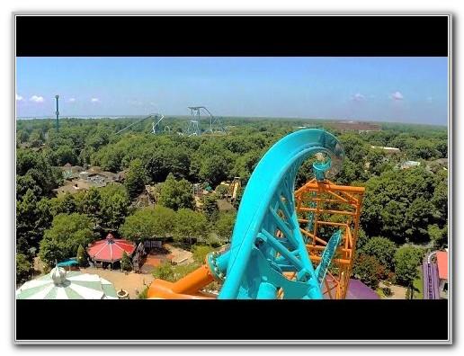 Busch Gardens Williamsburg Rides Open