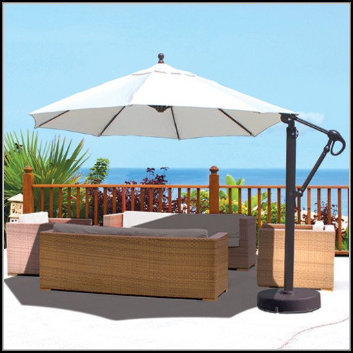Cantilever Patio Umbrella Sunbrella