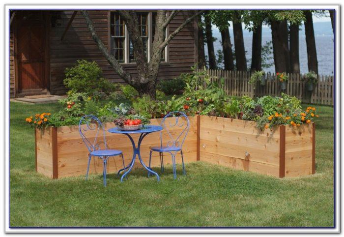 Cedar Raised Garden Beds By Olt