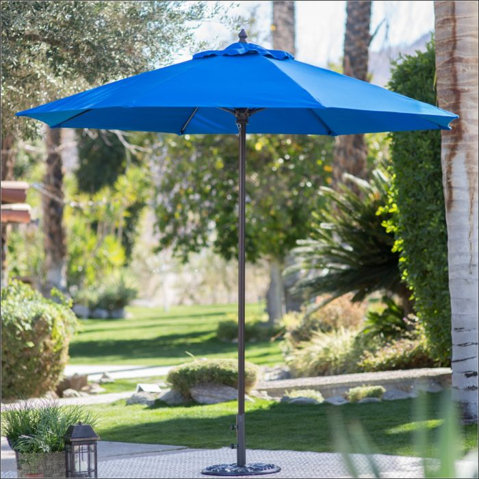 Commercial Wind Resistant Patio Umbrella